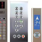 خرید انواع شستی آسانسور بدون واسطه