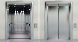 انواع درب آسانسور